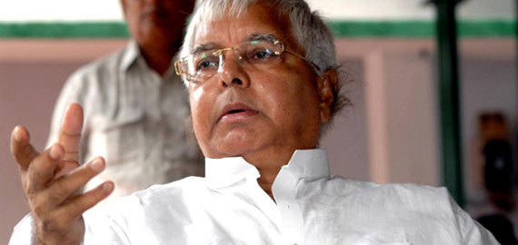 BJP और RSS के लोगो सुनो, धमकाया तो दिल्ली की कुर्सी से उतार दुंगा-लालू